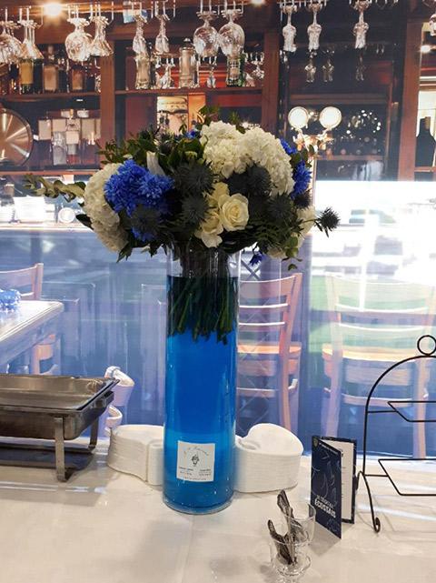 Décoration florale pour événement Raconnat fleurs