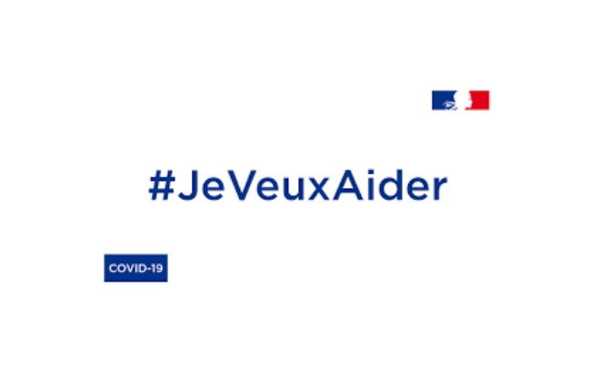 Je veux aider covid-19
