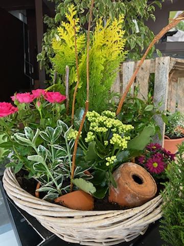 Décoration de jardin