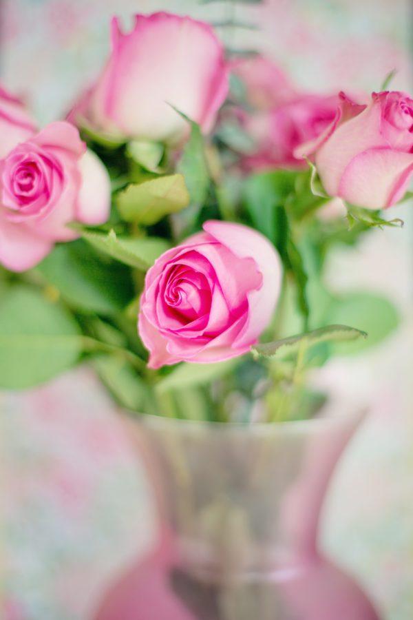 Bouquet de roses Raconnat